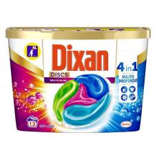 Капсули для прання Dixan Discs 4в1 13 шт