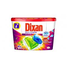 Капсули для прання Dixan Duo-Caps Сolor 15 шт