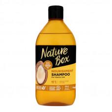 Шампунь для волосся Argan oil Nourishment Nature Box 385 мл