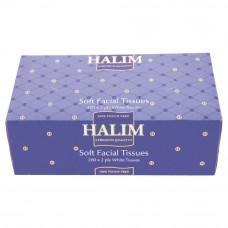 Серветки запаска HALIM 200 шт 2 шари
