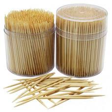 Зубочистки бамбукові 300 шт
