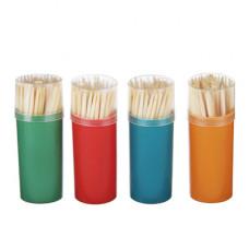 Зубочистки бамбукові 60 шт