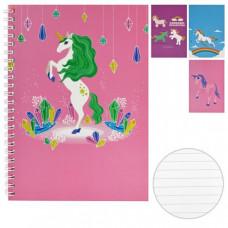 Блокнот Unicorn А5 01814 спіраль