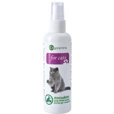 Спрей Organichna для котів, для привчання до туалету 100 мл