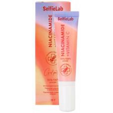 Гель-патчі для шкіри навколо очей Selfielab Niacinamide + Vitamin C 15 мл