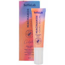 Гель-патч для шкіри навколо очей Selfielab Niacinamide + Snail Mucin 15 мл