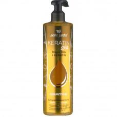 Шампунь Belle Jardin для зміцнення волосся Keratin SPA Magic Oil 400 мл