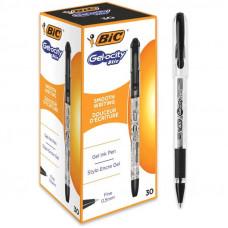 Ручка BiC Gel-ocity чорна