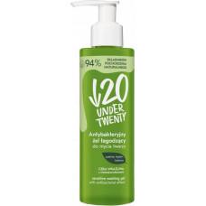 Гель для вмивання Lirene з антибактеріальним ефектом для чутливої шкіри 190 мл