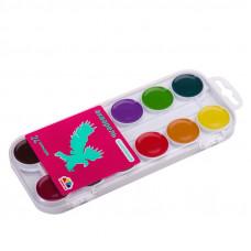 Акварельні фарби Захоплення 24 кольорів без пензлика