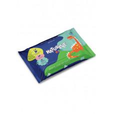 Вологий туалетний папір NATURELLE Kids 50 шт