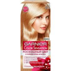 Фарба для волосся Garnier Color Sensation 9.13 Кришталевий бежевий світло-русявий 110 мл